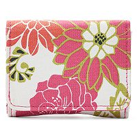 Croft & Barrow® Anna Indexer Floral RFID-Blocking Wallet