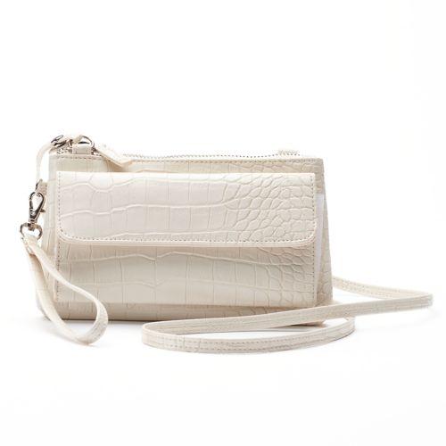 Croft & Barrow® Chelsea Safe Keeper RFID-Blocking Crossbody Bag