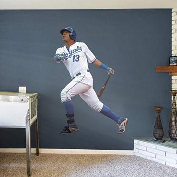 Kansas City Royals Salvador Perez Wall Decal by Fathead