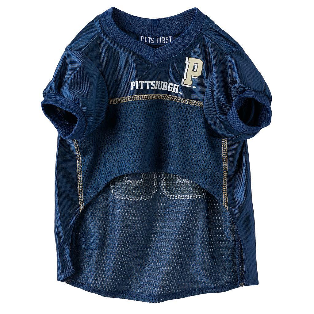 Pitt Panthers Mesh Pet Jersey