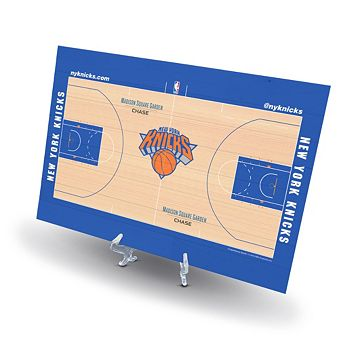 New York Knicks Replica Basketball Court Display