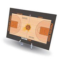 Phoenix Suns Replica Basketball Court Display