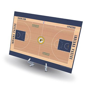Indiana Pacers Replica Basketball Court Display