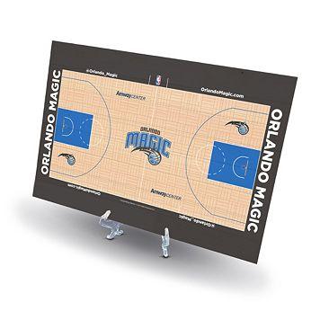 Orlando Magic Replica Basketball Court Display