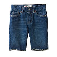 Boys 8-20 Levi's® 505™ Cut-Off Denim Shorts