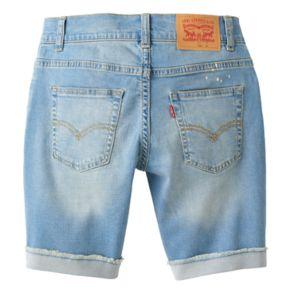 Boys 8-20 Levi's® Slim-Fit Cuffed Shorts