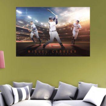 Detroit Tigers Miguel Cabrera Wall Decal by Fathead