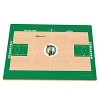 Boston Celtics Replica Basketball Court Foam Puzzle Floor