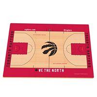 Toronto Raptors Replica Basketball Court Foam Puzzle Floor