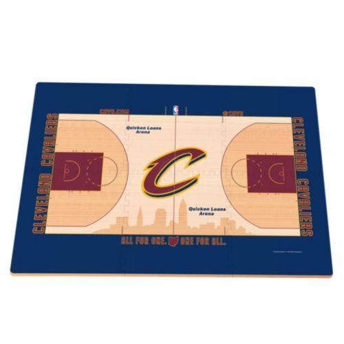 Cleveland Cavaliers Replica Basketball Court Foam Puzzle Floor