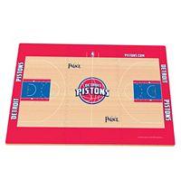 Detroit Pistons Replica Basketball Court Foam Puzzle Floor