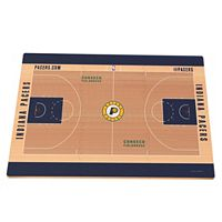 Indiana Pacers Replica Basketball Court Foam Puzzle Floor