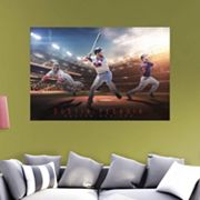 Boston Red Sox Dustin Pedroia Wall Decal by Fathead