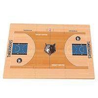 Minnesota Timberwolves Replica Basketball Court Foam Puzzle Floor