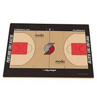 Portland Trail Blazers Replica Basketball Court Foam Puzzle Floor