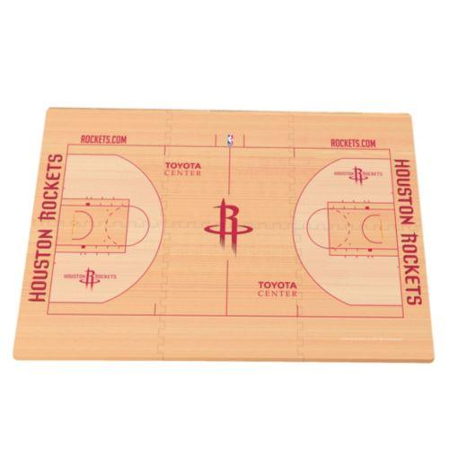 Houston Rockets Replica Basketball Court Foam Puzzle Floor