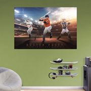 San Francisco Giants Buster Posey Wall Decal by Fathead