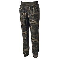 Juniors' SO® Ruched Hem Pants