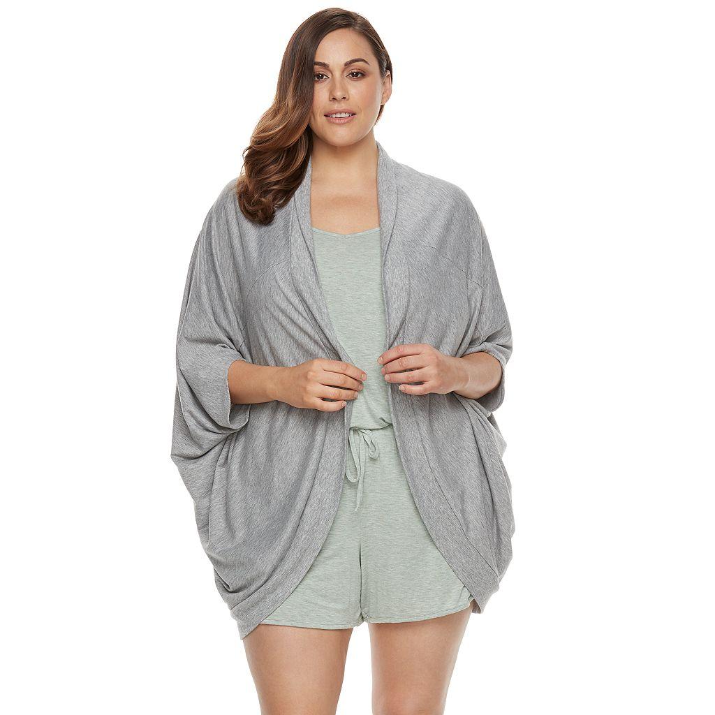 Plus Size SONOMA Goods for Life™ Pajamas: Essential Kimono