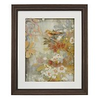 New View Bird & Tree Framed Wall Art