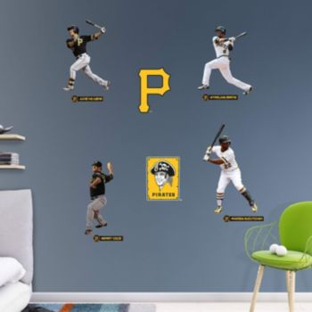 Pittsburgh Pirates Power Pack Wall Decals by Fathead