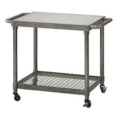 Madison Park Wire Mesh End Table