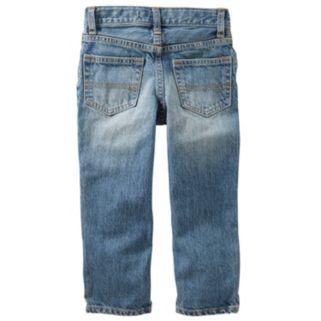 Toddler Boy OshKosh B'gosh® Straight-Leg Jeans