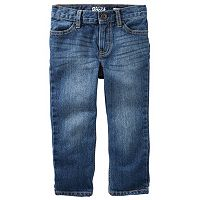 Toddler Boy OshKosh B'gosh® Straight-Leg Jeans