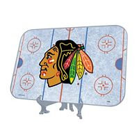 Chicago Blackhawks Replica Hockey Rink Display