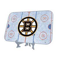 Boston Bruins Replica Hockey Rink Display