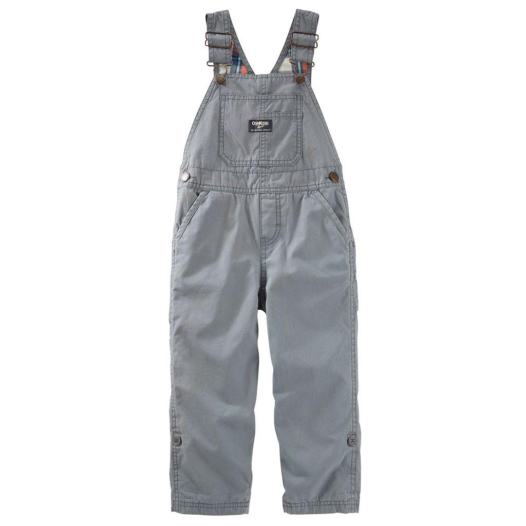 Toddler Boy OshKosh B'gosh® Convertible Overalls