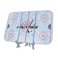 Washington Capitals Replica Hockey Rink Display