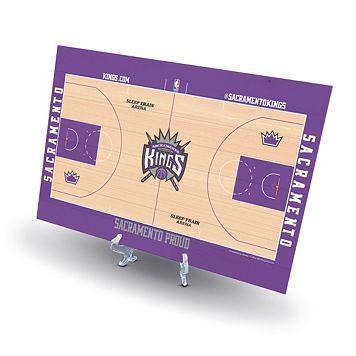 Sacramento Kings Replica Basketball Court Display