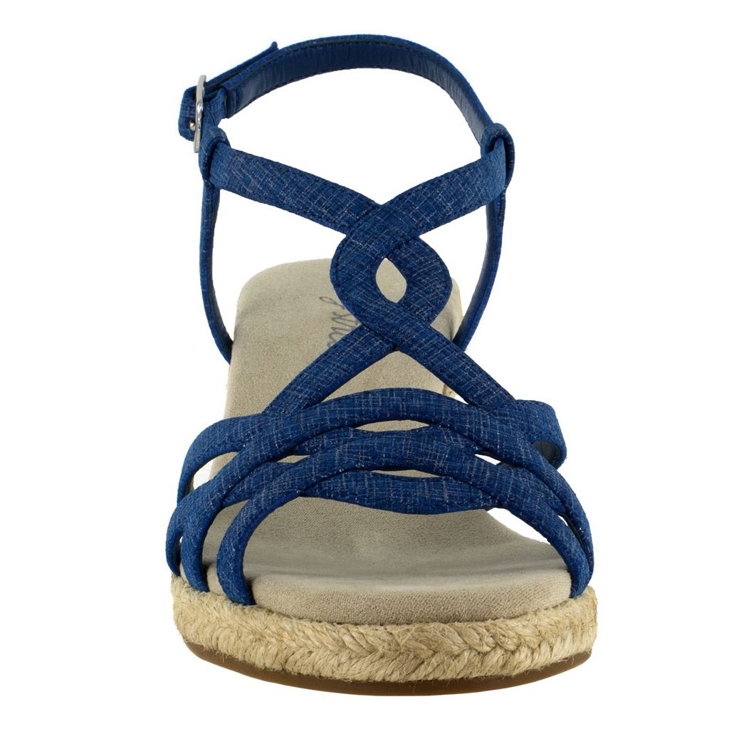 Easy Street Ryanne Women's Wedge Sandals