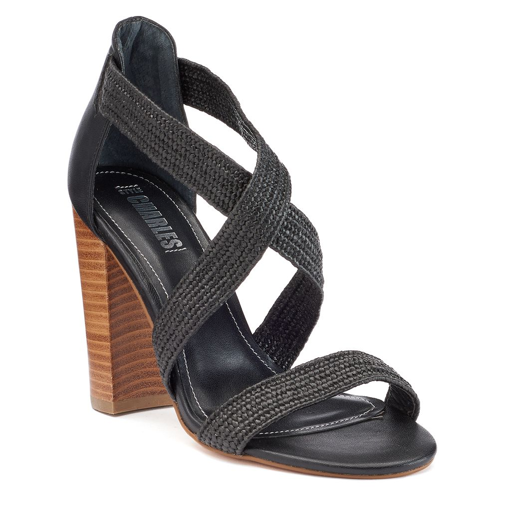 Style Charles by Charles David Echo Women's Block Heel Sandals