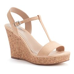 Style Charles by Charles David Laura Women's Wedge Sandals