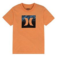 Boys 4-7 Hurley Squared Up Graphic Tee