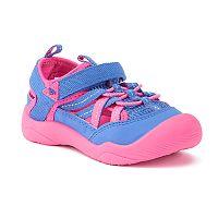 OshKosh B'gosh® Toddler Girls' Bump-Toe Sandals