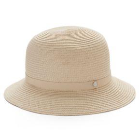 Chaps Ribbon Cloche Hat