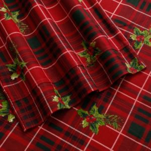 North Pole 2-pack Printed Luxury Cotton Flannel Pillowcase
