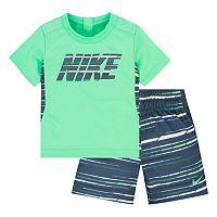 Baby Boy Nike GFX Tee & AO Shorts Set