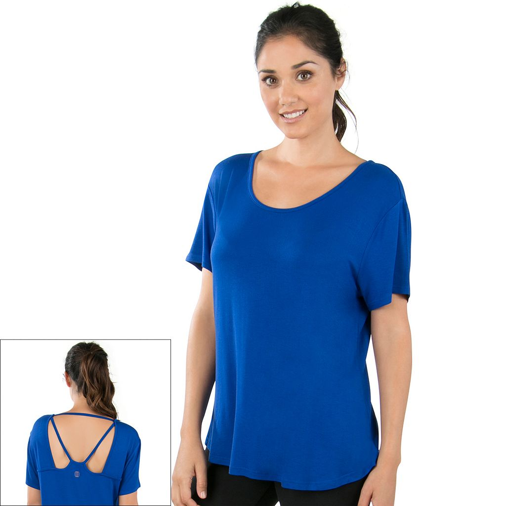 Women's Balance Collection Reina Strappy Back Tee
