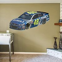 NASCAR Jimmie Johnson Wall Decal by Fathead