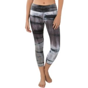 Women's Balance Collection Audrina Tie Dye Capris