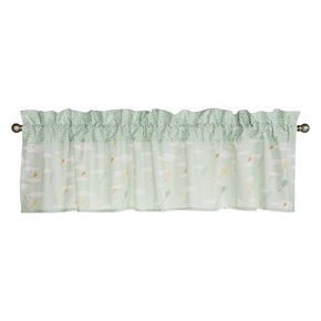 "Dr. Seuss ""Oh, the Places You'll Go!"" Mint Window Valance by Trend Lab"