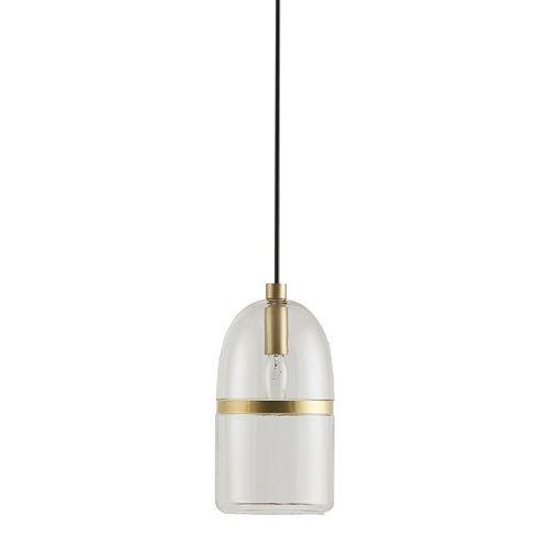 INK+IVY Copula Glass Pendant Light