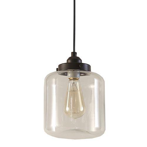INK+IVY Modern Industrial Pendant Light