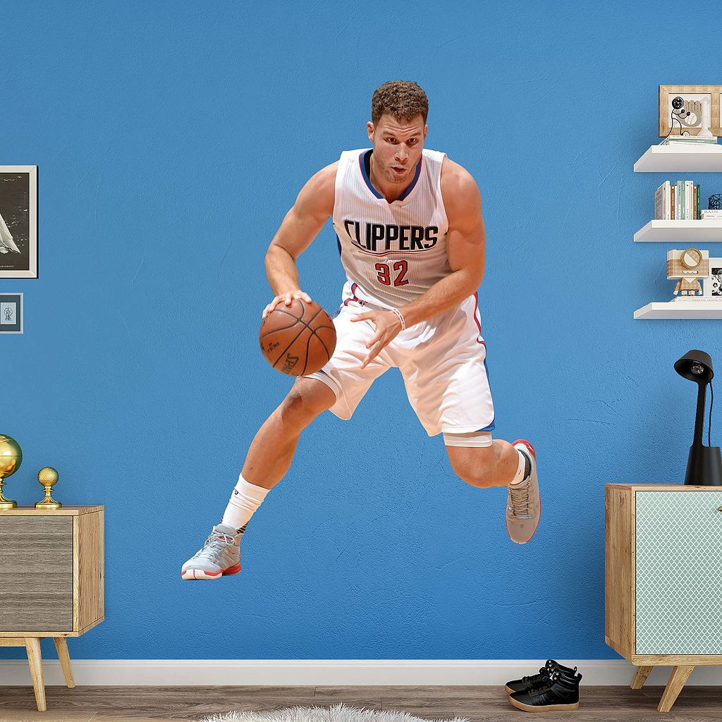 Los Angeles Clippers Blake Griffin Wall Decal by Fathead