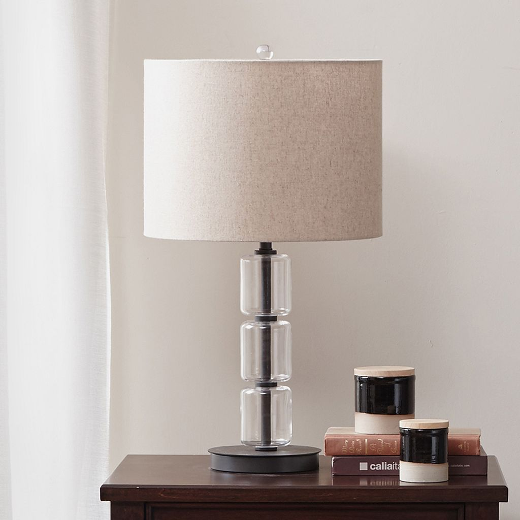 Madison Park Signature Francis Glass Table lamp