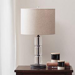 Madison Park Signature Francis Glass Table lamp